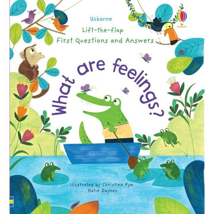 First Questions and Answers What are Feelings?-BuyBookBook
