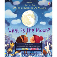 Very First Questions and Answers What is the moon?-BuyBookBook