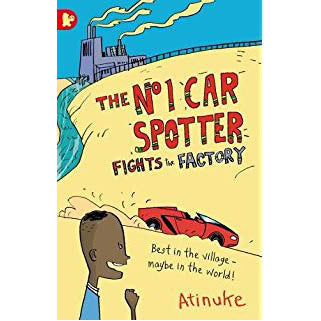 No.1 Car Spotter Collection (4 Books)-BuyBookBook