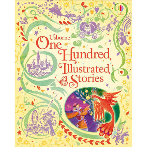One hundred illustrated stories-BuyBookBook