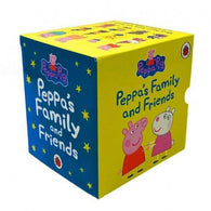 Peppa's Family and Friends Collection (12 Book)-BuyBookBook