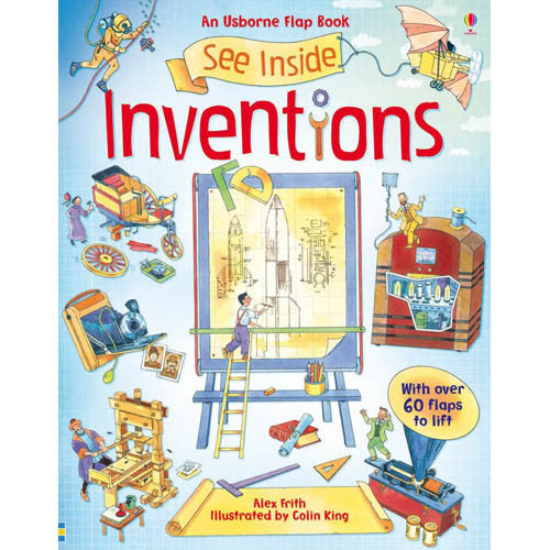 See inside inventions-BuyBookBook