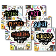 STEM Starters Collection (6 Books)-BuyBookBook