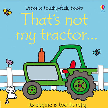 That's Not My Tractor...-BuyBookBook