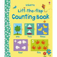 Usborne Lift-the-flap Counting Book-BuyBookBook