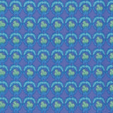 Free Spirit Nel Whatmore Ghost Fabric Collection Verbena Blue Purple Cotton