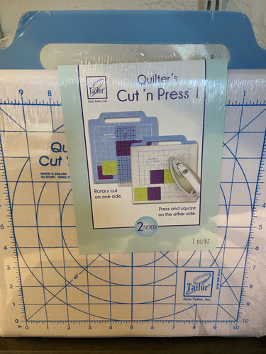 fabric shack sewing quilting sew fat quarter cotton quilt june tailor cut n press and 1 one I ironing cutting board
