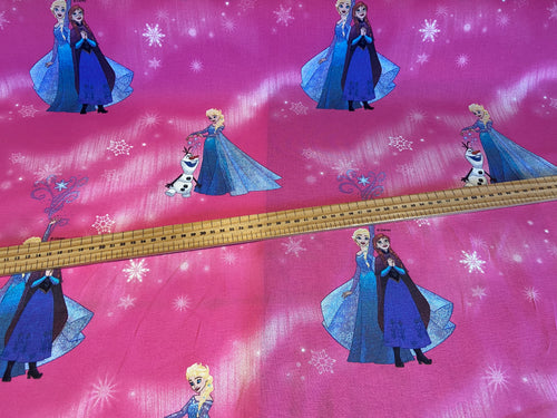 Disney 'Frozen' Extra Large Characters Extra Wide Anna, Elsa & Olaf Pink ASTRO 33