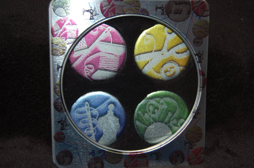 Dressmaking Outline Pattern Weights Large (4) PW60005