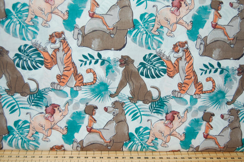 Camelot Disney 'Jungle Book'  White