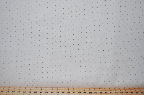 Fabric Shack Sewing Quilting Sew Fat Quarter Cotton Quilt Patchwork Dressmaking American Jane Moda Hop Skip & Jump Pin Polka Dots Cream
