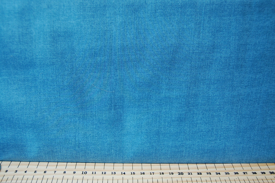 Fabric Shack Sewing Quilting Sew Fat Quarter Cotton Quilt Patchwork Dressmaking Andover Makower Linen Texture Mixer Blender Chambray B6 Light Blue