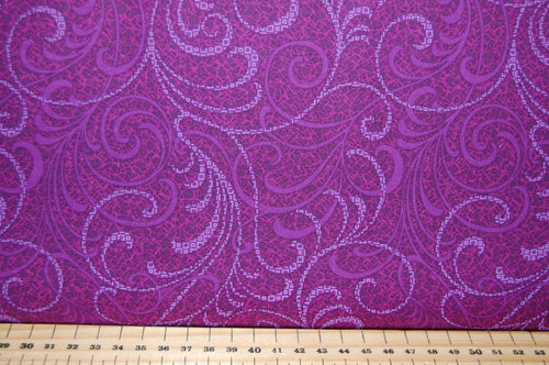 Fabric Shack Sewing Quilting Sew Fat Quarter Cotton Quilt Patchwork Dressmaking Benartex Ann Lauer Grizzly Gulch Galleries Here Comes the Sun Sunflower Metallic Purple (4)