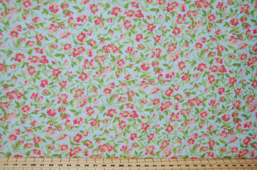Splatter Stripes Andover cotton fabric  55 cm x 50 cm larger available And Z