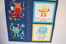 Fabric Shack Sewing Quilting Sew Fat Quarter Cotton Quilt Patchwork Dressmaking Dana Saulnier Patterned Peacock Studio E Monster Lab Quiet Book Height Chart Science Panel (10)