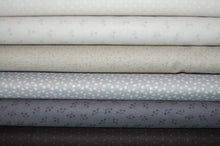 Fabric Shack Sewing Quilting Sew Fat Quarter Cotton Quilt Patchwork Dressmaking Makower Andover Bijoux Grey Ditsy Small Print Gray