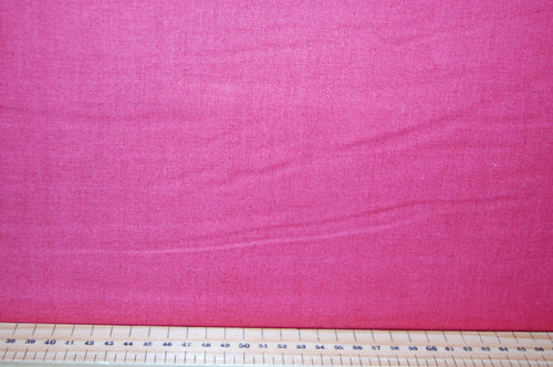 Fabric Shack Sewing Quilting Sew Fat Quarter Cotton Quilt Patchwork Dressmaking Makower Linen Texture R4 Old Rose Pink Red