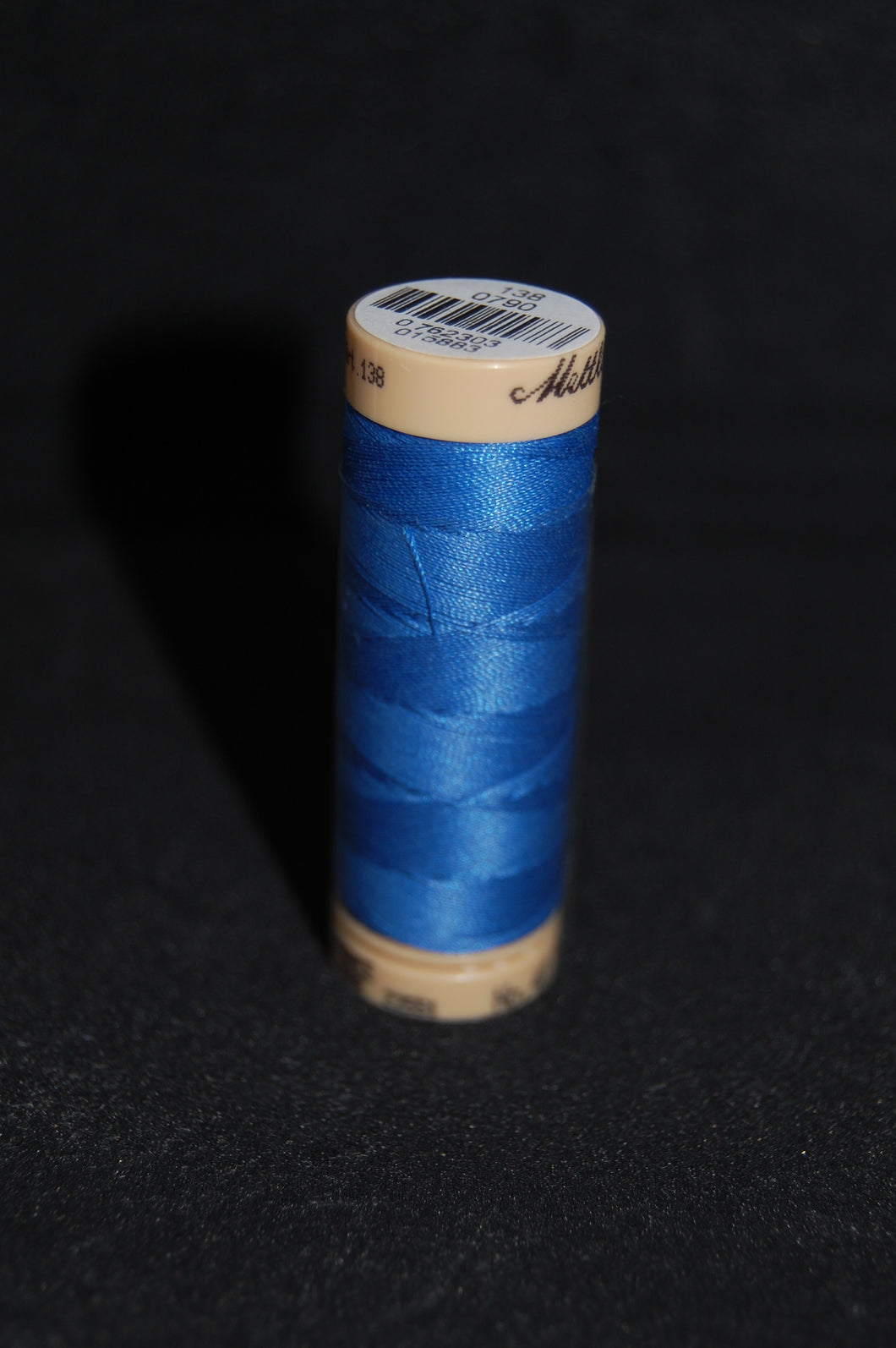 Fabric Shack Sewing Quilting Sew Fat Quarter Cotton Quilt Wax Waxed Hand Thread 40 150m Mid Blue
