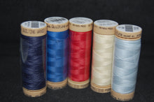 Fabric Shack Sewing Quilting Sew Fat Quarter Cotton Quilt Wax Waxed Hand Thread 40 150m