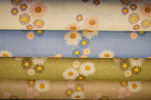 Lewis Irene Flos Wildflowers Daisies Cotton Fabric