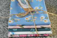 Lewis Irene Flos Wildflowers Fat Quarter Pack Cotton Fabric
