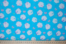 Shelly Comiskey Henry Glass & Co Fabric Shack Sewing Quilting Sew Fat Quarter Quilt Pink Blue Rabbit Bunny Hare Easter Egg Sheep Panel Woolly Chick Chicken Butterfly Butterflies Floral Flower Yellow Lemon (5)