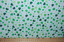 fabric shack sewing quilting sew fat quarter cotton quilt patchwork dressmaking colour color principle henry glass irish folk st saint patricks paddy's day leprechaun pixie luck shamrock pot gold (2) celtic knot
