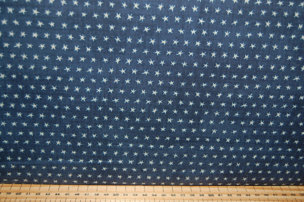 fabric shack sewing quilting sew fat quarter cotton quilt patchwork dressmaking janet clare moda ebb and & flow fish fishes yacht boat sail sailboat sailing harbour whales stars blue grey cream seaweed s (4)