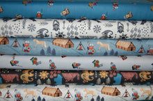 fabric shack sewing quilting sew fat quarter cotton quilt patchwork dressmaking lewis & and irene vikings viking village dragon eagle village (3)
