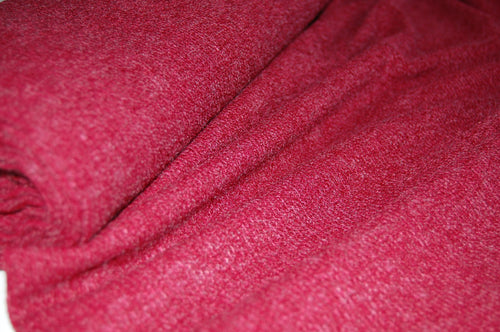 fabric shack sewing quilting sew fat quarter cotton quilt patchwork quilting rib ribbed jersey supersoft viscose spandex elastane rayon polyester burgundy dark red