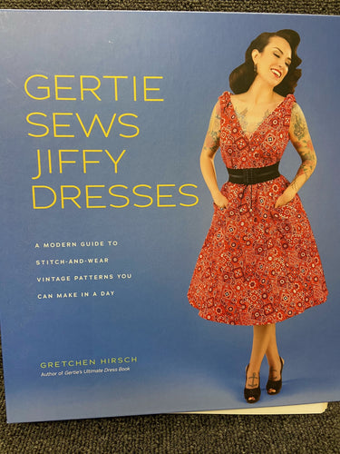 fabric shack sewing quilting sew dresskaking tailoring gertie sews jiffy dresses gretchen hirsch