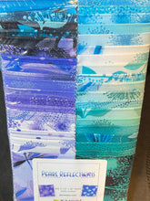 fabric shack sewing quilting sew fat quarter cotton quilt jelly roll strip pie pearl reflections dragonfly metallic purple blue turquoise