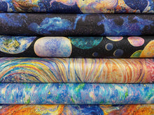 fabric shack sewing quilting sew fat quarter cotton quilt josephine wall for 3 three wishes celestial journey