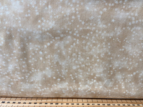 fabric shack sewing quilting sew fat quarter cotton quilt patchwork studio e mixer blender marble stars star tan