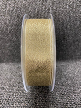 fabric shack sewing sew christmas crafts christmas trim ribbon gold lame metallic 25mm