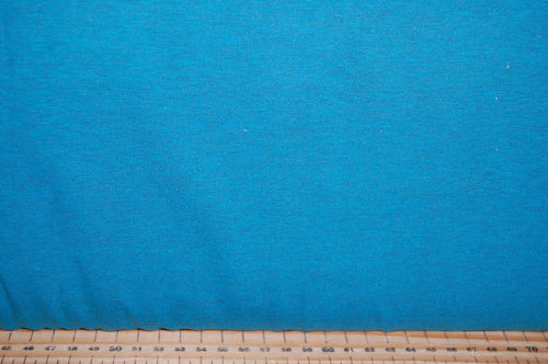 fabric shack sewing sew cotton hoxton jersey fleck flecked knit stretch t-shirt teal
