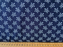 fabric shack sewing quilting sew fat quarter cotton quilt rose & and hubble nautical navy dolphin anchor white turtle tortoise yacht boat seahorse holiday seaside sea 2