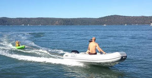 Easter Fun out on the Hawkesbury River