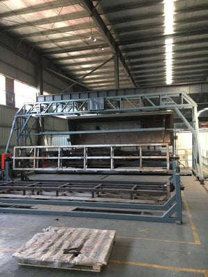 Rota-Moulding Machine