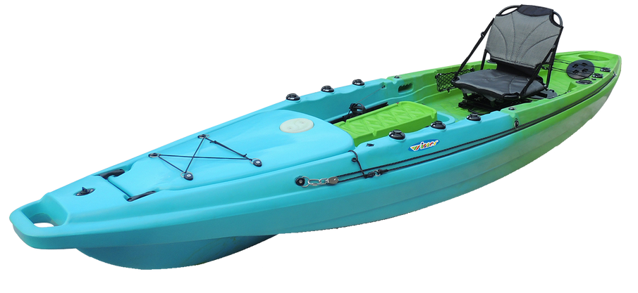 Is This The Ultimate Fishing Kayak?