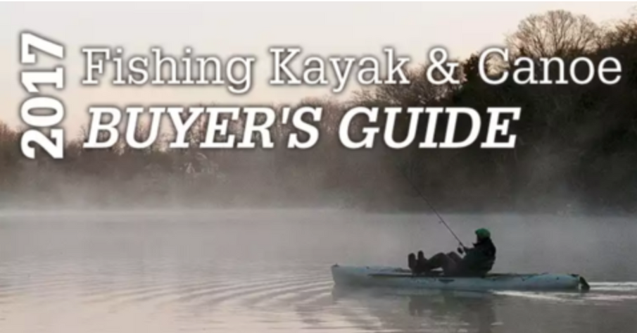 Guide To Choosing The Right Fishing Kayak.