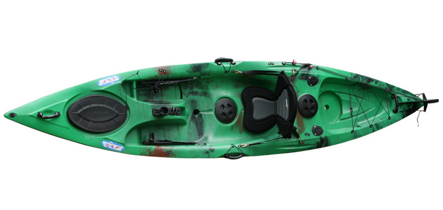 Want a fishing kayak, but unsure what type to get? Let us give you a quick guide..