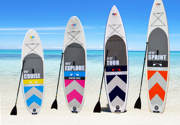 Bay Sports paddle boards