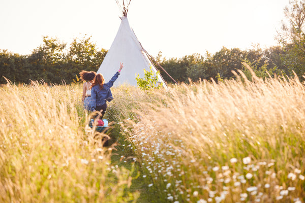 tipi canvas tent