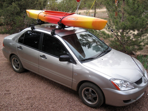 Securely Fasten Your Kayak