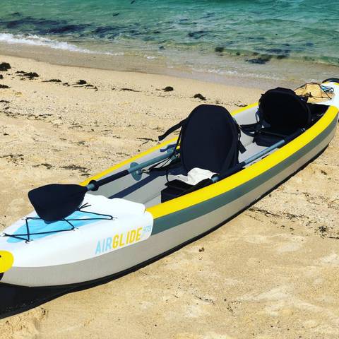 Bay Sports Air Glide 473 Inflatable Kayak