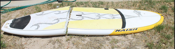 Part 3: Fixing the Problem - Repairing An Inflatable SUP