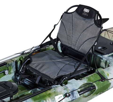Stadium Aluminium Seat for Fishing Kayak