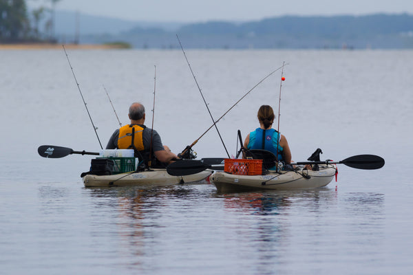 kayak fishing community