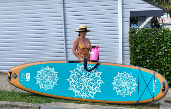 dedicated sup yoga board